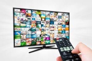 Lån för plattskärm TV